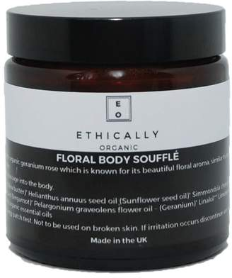 Ethically Organic - Floral Body Soufflé