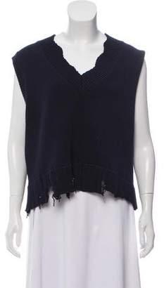 Sjyp Oversize Sleeveless Sweater w/ Tags