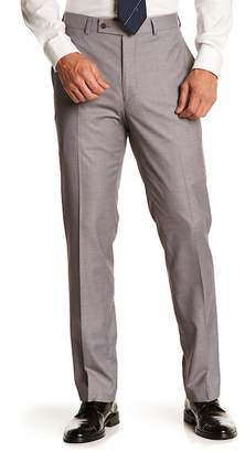 """Calvin Klein Melange Grey Slim Fit Pants - 30-34\"""" Inseam"""