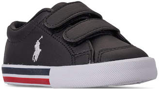 Polo Ralph Lauren Toddler Boys' Edmund Ez Casual Sneakers from Finish Line