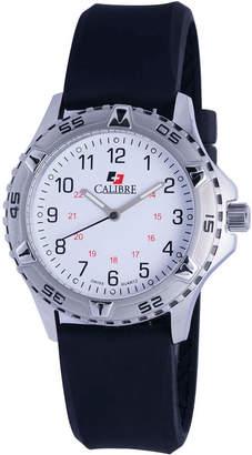 Calibre 42mm Men's Sea Wolf Silicone Watch