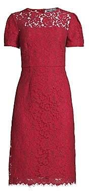 Draper James Women's Lace Sheath Dress