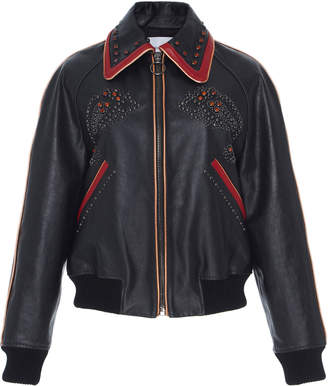Dondup Leather Jacket