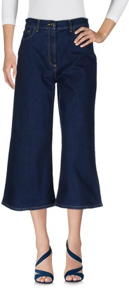 Elisabetta Franchi Denim pants - Item 42605458GA
