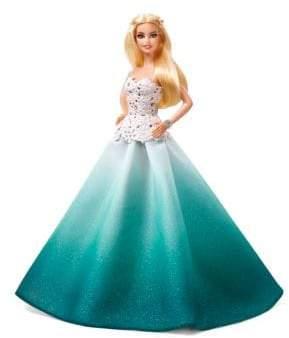 Mattel Barbie 2016 Holiday Doll