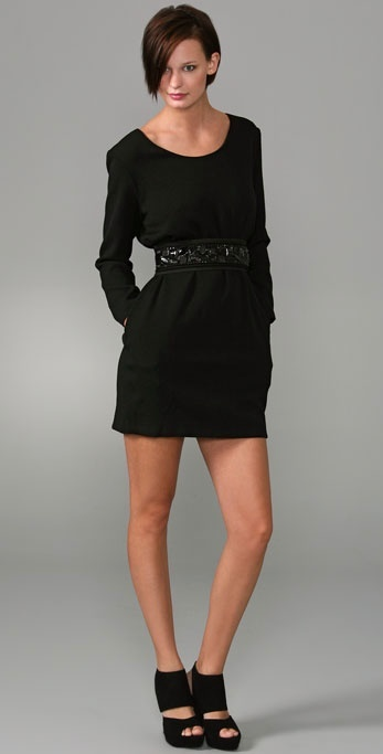 Jenni Kayne Tunic Mini Dress