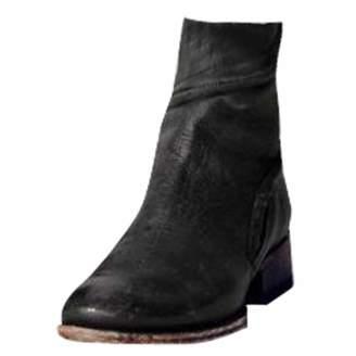 Hunter HHmei Women's Wide Width Martin Boots, Low Chunky Heel Casual Side Zipper Lace up Combat Boots, Oxford Flats - Rain Saltwater Short Wool Hiking Waterproof Clarks