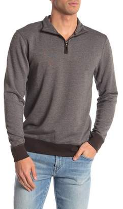 Faherty BRAND French Terry Quarter Zip Pullover