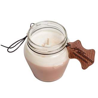 N'Damus London - Small Cappuccino Soy Wax Candle