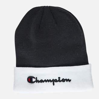 Champion Script Beanie Hat
