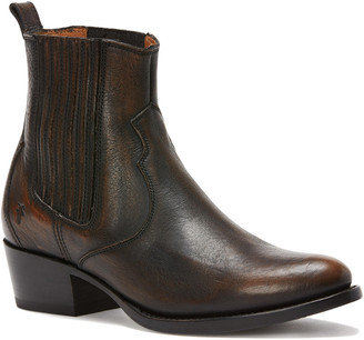 Frye Diana Chelsea Leather Bootie
