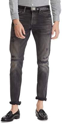 Polo Ralph Lauren Sullivan Stretch Slim Fit Jeans in Barron
