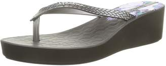 Ipanema Deco II Platform Womens Flip Flops / Sandals
