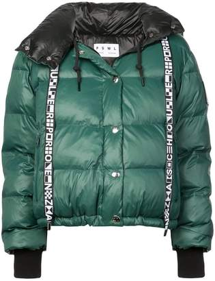 Proenza Schouler PSWL Hooded Puffer Jacket