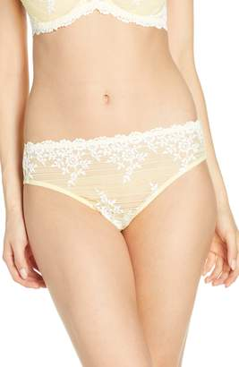 0f77b5094e Full Cut Sheer Panties - ShopStyle
