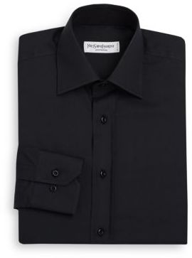 Cotton Dress Shirt $295 thestylecure.com