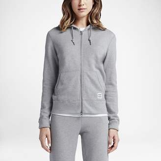 Converse Essentials Sportswear Full-Zip Women's Hoodie
