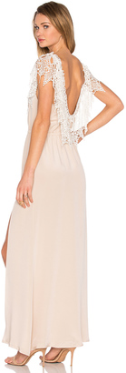 STONE COLD FOX Penelope Gown $550 thestylecure.com