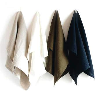 Irish Linen Tea Towels (Set of 3)