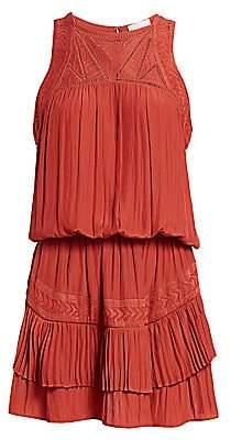 Ramy Brook Women's Brent Blouson Dress