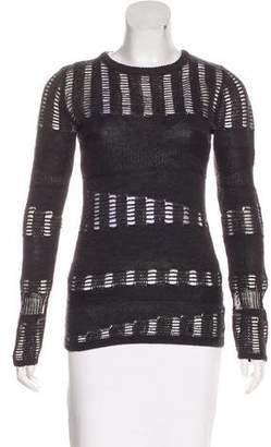 Edun Long Sleeve Knit Top