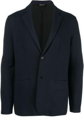 Emporio Armani single-breasted blazer