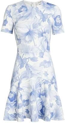 Lover Fleur Flip Mini Dress