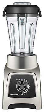 Vita-Mix Vitamix® S30 Food Blender with ToGo Cup, Brushed Stainless Steel