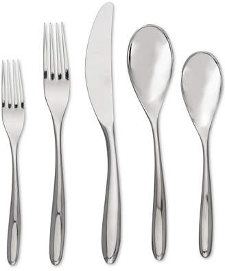Nambe 45-Pc. Bend Flatware Set
