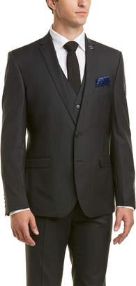 Nick Graham 3Pc Vested Suit