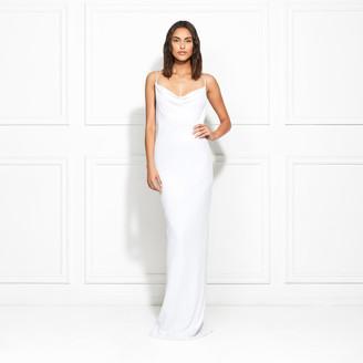 Rachel Zoe Bell Fluid Sequin Gown