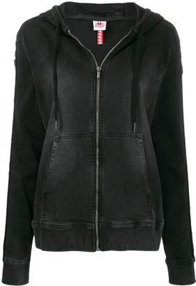 Kappa Omini logo denim hoodie