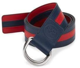 G/FORE Reversible D-Ring Leather Belt