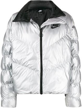 Nike Windrunner puffer jacket