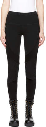 Burberry Black Argill Leggings