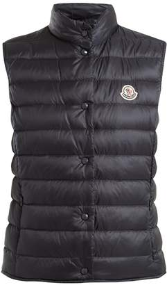 Moncler Llane quilted down gilet