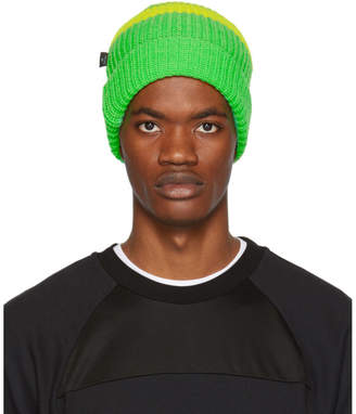 Paul Smith Green Neon Beanie