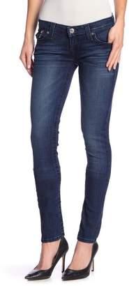 True Religion Stella Flap Pockets Skinny Jeans