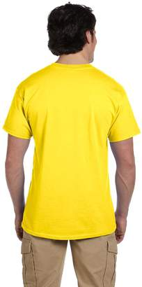 Fruit of the Loom Adult 5 oz HD Cotton T-Shirt - 6XL - (Style # 3931 - Original Label)