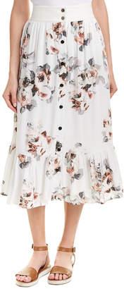 Moon River Midi Skirt