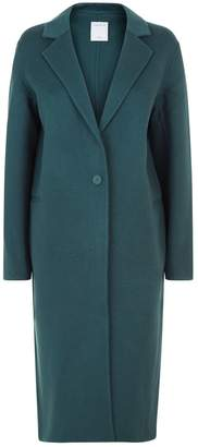 Sandro Oversized Wool Coat