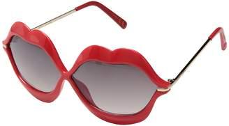 Betsey Johnson BJ885107RED Fashion Sunglasses