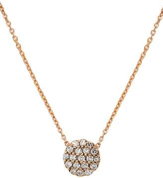 SELIM MOUZANNAR Diamond & pink-gold Beirut necklace
