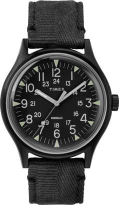 Timex R) MK1 Canvas Strap Watch