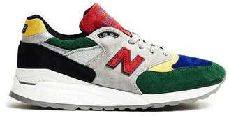 New Balance Todd Snyder + 998 Color Spectrum