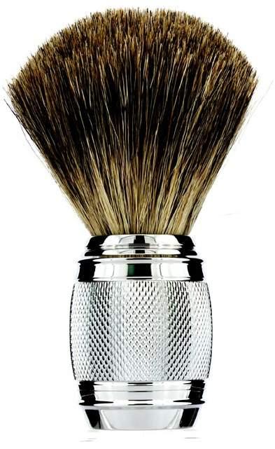 The Art Of Shaving Fusion Chrome Collection Shaving Brush