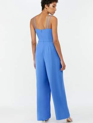 1d943519f3 Monsoon Josefina Plain Jumpsuit - Blue