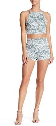 Show Me Your Mumu Ziggy Lace Shorts