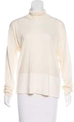 Celine Merino Wool Turtleneck Sweater w/ Tags