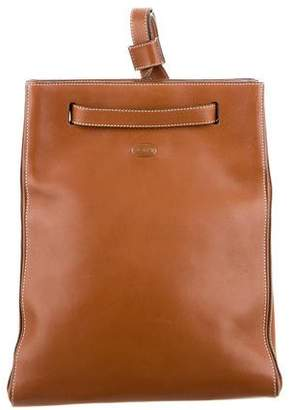 Tod's Smooth Leather Backpack